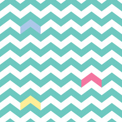 Seamless chevron vector pattern. Seamless chevron wallpaper background.