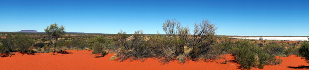 Colors of the Outback