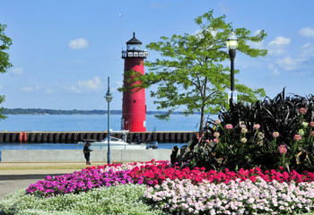Pier Head Light / Kenosha Wisconsin Pier head Lighthouse, Kenosha, Wisconsin