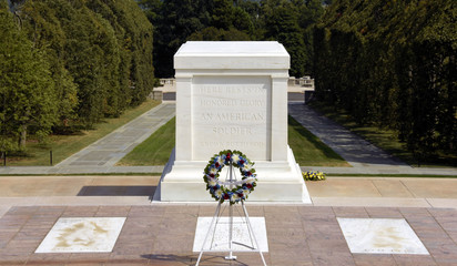 Tomb of the Unknowns / Tomb of the Unknowns in Arlington National Cemetery