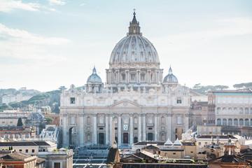 St Peter's basilica in Vatican, Rome Wall mural