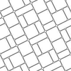 Seamless mesh pattern