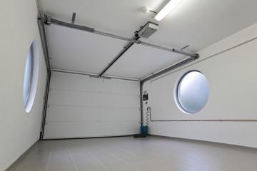 garage voiture maison