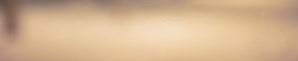Glitter sparkling abstract bokeh defocused background, border design panoramic banner