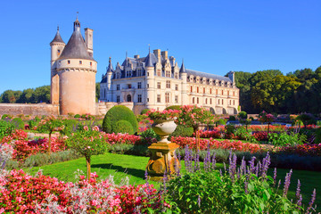 Chenonceau, château de la Loire