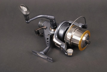 Reel for fishing rods