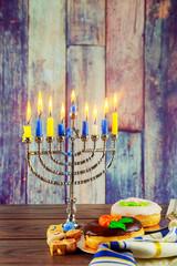jewish symbols Hanukkah, the Jewish Festival of Lights