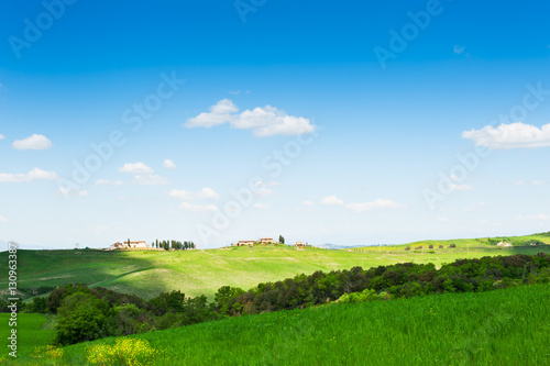 beautiful tuscany landscape italy - photo #37