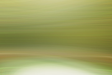 blurred green background motion abstraction