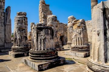 Säulen in Didyma
