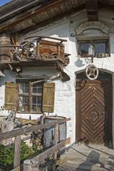 Schleifmühle in Unterammergau