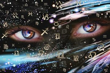 Astrology, twelve zodiac signs