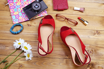 Women's summer accessories