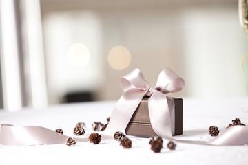 Image of luxury gift.