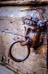 old doorknocker