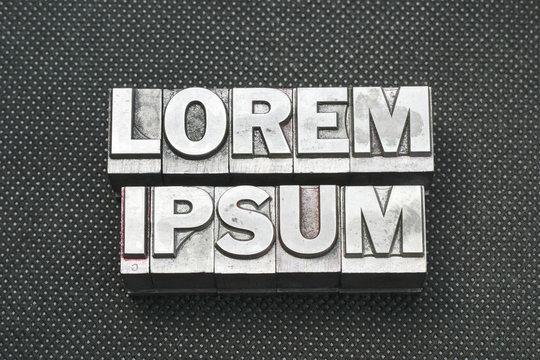 lorem ipsum bm