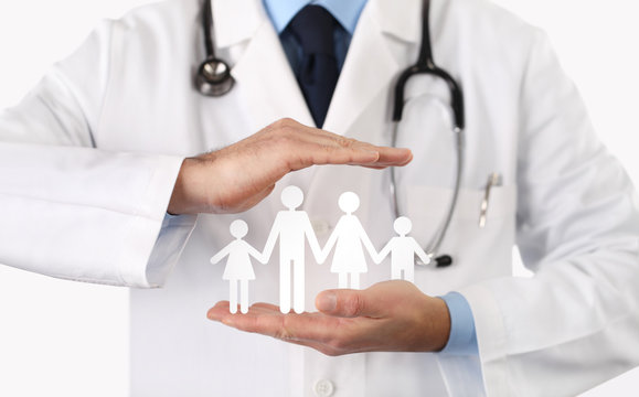 medical health insurance concept