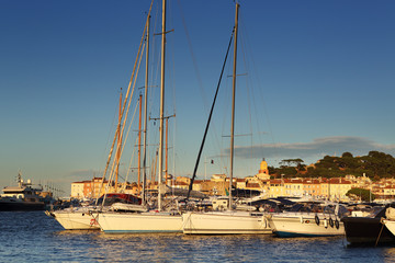 Saint-Tropez - Le Port