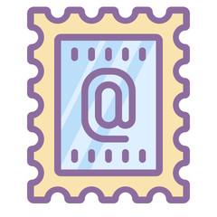 Mail Stamp Postmark Address Message
