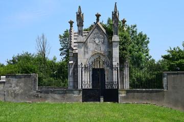 Chapelle d'Aligny Cosne