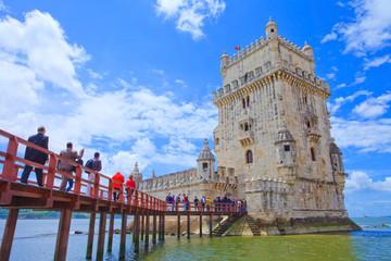 Tour de Belém, Lisbonne, Portugal