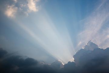 cloud 201509-3 Fotobehang