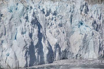 Mendenhall Glacier Up Close