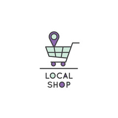 Local Store Marketing photos, royalty-free images ... Grocery Store Logos Free