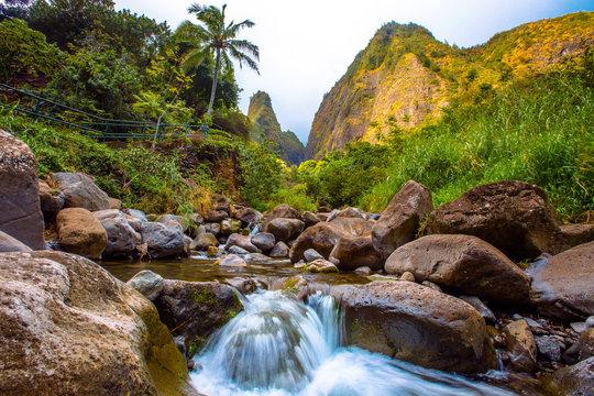 'Iao Needle State Park, Maui