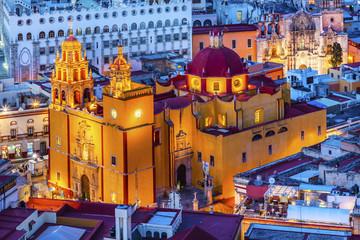 Our Lady Basilica Guanajuato Mexico
