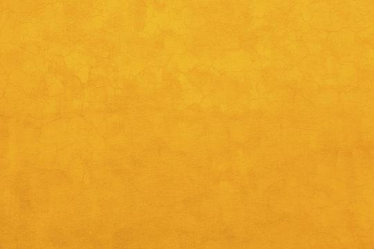 Bright Yellow Wall San Miguel de Allende Mexico