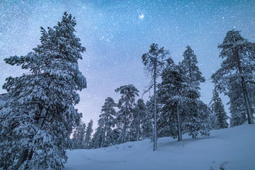 Korouoma nature reserve, Posio, Finland