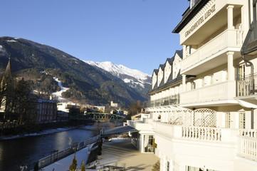 Austria: Das Grand Hotel in Lienz