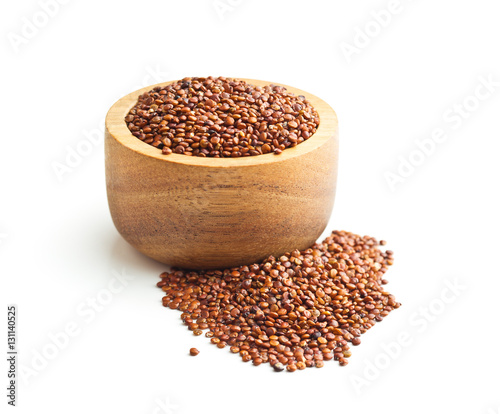 how to cook red quinoa seeds