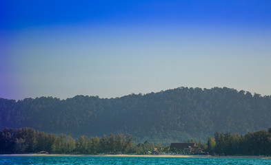 Ko Lanta island view
