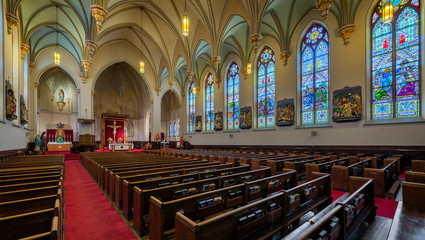 Saints Peter and Paul Catholic Church in Chattanooga, Tennessee