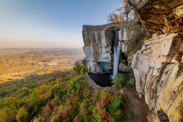 High Falls at Lookout Mountain near Chattanooga, Tennessee