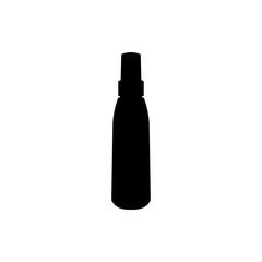 Bottle silhouette vector