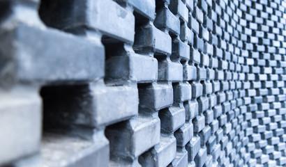 brick wall curve
