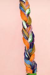 Braid of threads