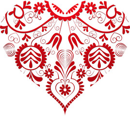 Valentine's day or Wedding background