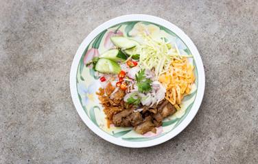 fry rice kapi menu