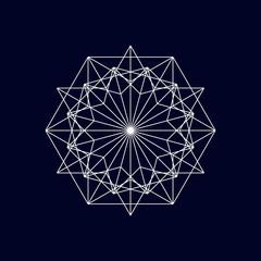 Star design. Vector illustration EPS 10.