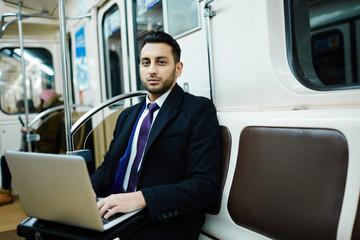 Typing in metro
