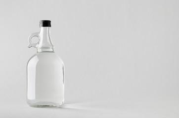 Spirits/Liquour Growler Mock-Up