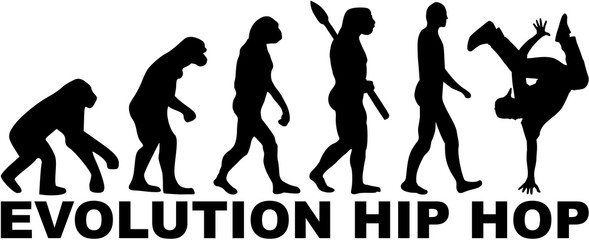 Evolution hip hop