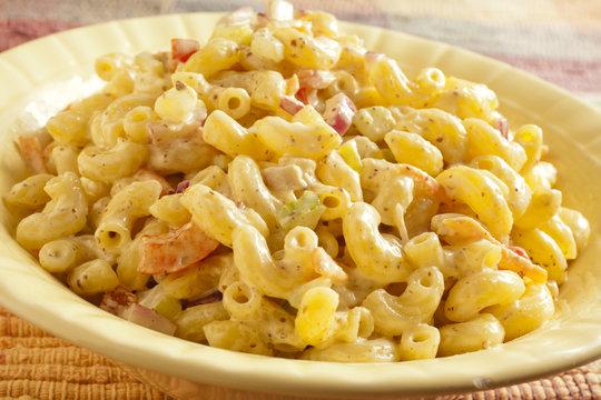 Macaroni Salad, American Style