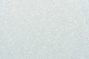 white glitter texture abstract background