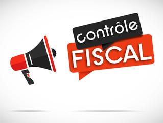 mégaphone : contrôle fiscal
