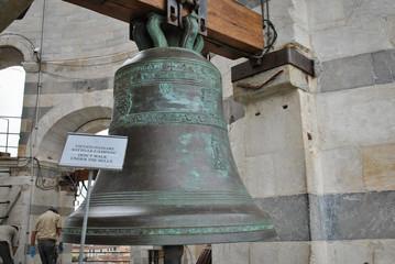 Operai sul campanile